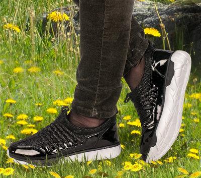 Новая модная модель Мокасины-Слипоны-Кроссовки 21-22.5 см