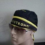 Велосипедная бандана Nike Livestrong 2