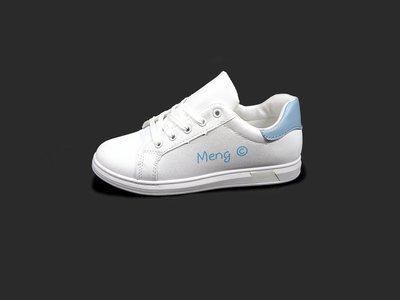 Кроссовки - кеды женские, белые, для бега и тренировок. Размер 35-39.