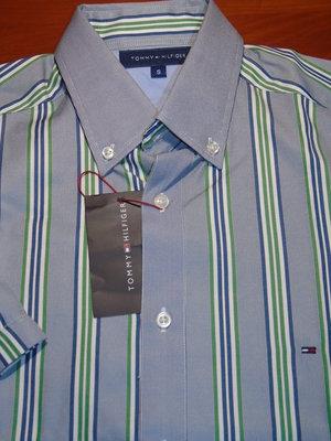 Tommy Hilfiger шикарная рубашка - S-M
