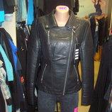 Новинка Куртка женская Lanmas кожзам косуха в наличии s m l xl xxl