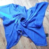 Парео синее размер 110х180 см, 21-78 Ю