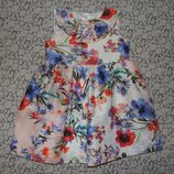 платье нарядное Джорж Сток 2-3года большой выбор одежды 1-16лет