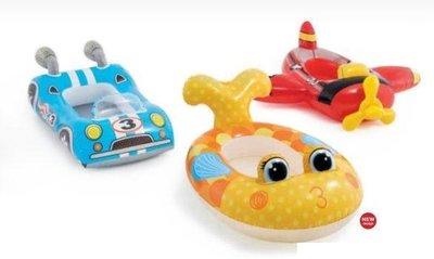 Intex Детский надувной плотик 59380 NP 24 3 вида