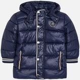 Mayoral утепленная куртка для мальчика 98-134