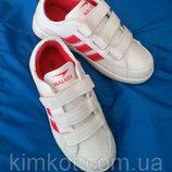 Белые кроссовки Walker р-ры 31 - 36