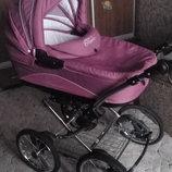 Универсальная коляска Tako Acoustic 2 в 1. Удобство и качество