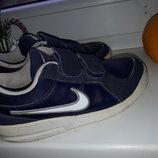 Nike Pico 4 Кожаные кроссовки 19,5 см р 30