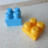 Кубики, конструктор Mega Blocks
