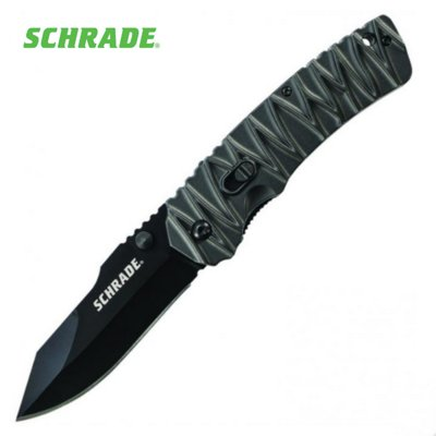 Складной нож от компании Taylor Brands LLC Schrade . Модель SCHA10B. Оригинал.