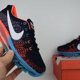 Кроссовки мужские Nike Air Max 2014 blue/orange