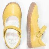Кожаные туфли Primigi, размер 25
