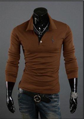 Кофта, свитшот коричневый цвет M-XXXL код 41