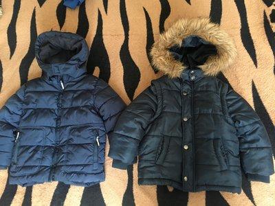 Крутая куртка парка george m&s next на 2-3 года в отличном состоянии