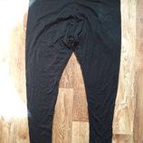 Черные женские леггинсы размер XXL, 21-53 Ю