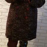 Шикарное пальто оверсайз кежл