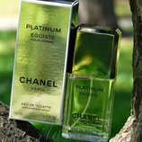 Chanel Egoiste Platinum 100% оригинал, мужской, распив, духи, парфюм, аромат, платинум, шанель