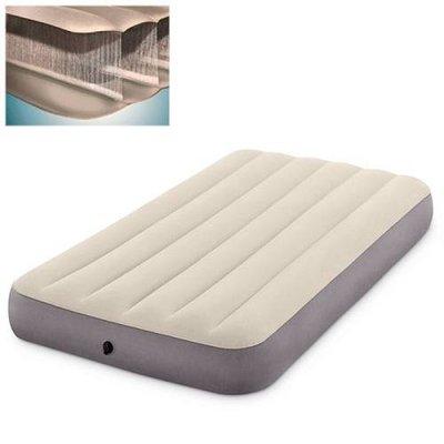 Надувной односпальный матрас Intex 64101 99-191-25 см