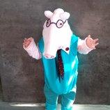 Прокат детский карнавальный костюм свинки,хрюшки свинка пеппа свин из мультфильма свинка пеппа
