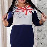 Платье Размеры 50 , 52 , 54 , 56 , Замеры изделия Замеры на размер 50 Длина - 96 см Длина р