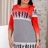 Платье Размеры 50 , 52 , 54 , 56 , Замеры изделия Замеры на размер 50 Длина - 96 см Длин