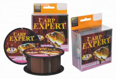 Леска Energofish Carp Expert UV Brown 300 м