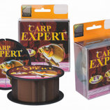Леска Energofish Carp Expert UV Brown 300 м