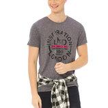 16-129 LCW Мужская футболка/ одежда Турция / чоловіча футболка майка мужская одежда