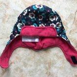 Стильная шапка шлем на подростка фирмы Frugi