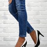 Туфли на каблуке. Vices, Польша, стелька кожа натуральная, лодочки, классика, женские туфли. черные