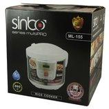 Мультиварка Sinbo ML-155 5л. 12 программ