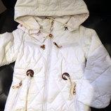 Куртка-Парка для девочки. Демисезонная куртка для девочки