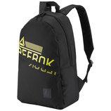 Рюкзак Reebok Style Found Follow GR BP Black Оригинал спортивный городской