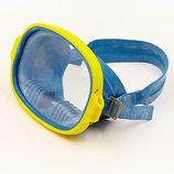 Классическая дайвинг маска для подводного плавания Акванавт 3791