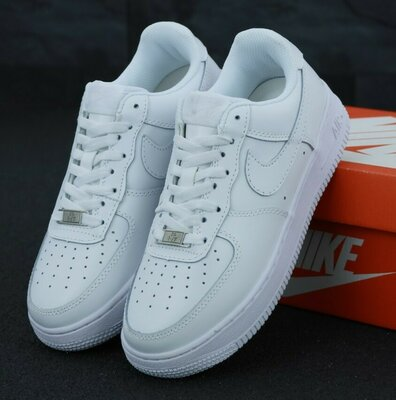 a8baa61f Женские кроссовки Nike Lab Air Force 1 Low White: 999 грн ...