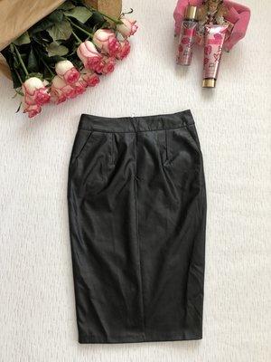 3453588d97e7 River Island кожаная юбка карандаш миди - длины 12- размер: 499 грн ...