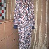 Фирменная новая пижама-слип Next, М, Китай., футужама.