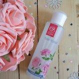 Крымская роза Шикарный тоник Розовый на основе гидролата розы с гиалуроновой кислотой