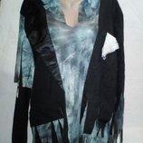 Карнавальный новогодний костюм скелет, кощей безсмертный жених для взрослых