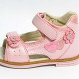 Босоножки сандали босоніжки 1943 летняя літнє обувь взуття девочки дівчинки том м р.21