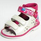 Босоножки сандали босоніжки 1945 летняя літнє обувь взуття девочки дівчинки том м р.20-25