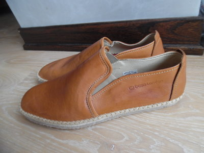 7392e4976 Мокасины мужские 43 р стелька 28 см туфли Base London Португалия кожа