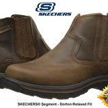 Ботинки SKECHERS® Relaxed Fit Segment - Dorton original из USA 64263 CDB