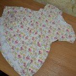 Платье 62-68 см, платье на 3-6 месяца, нарядное платье на 3-6 месяца, платье, платье в цветочек 3-6