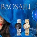Элитные женские часы Baosaili Gold&Blue