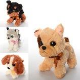Мягкая игрушка 201106 собачка