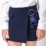Стильные юбка-шорты 122-152р.