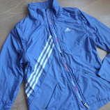 Куртка спортивная женская 38 р Adidas Адидас оригинал фирменная