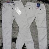 Стильные брюки джоггеры для мальчиков GRACE р. 146-164