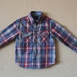 Стильная рубашка H&M для стильного малыша